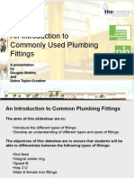 Identifying Common Fittings 72518 76454