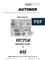 autinor bg15 vec01 manual