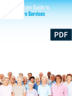 Senior Citizens Guide to Health Care Services