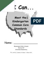kindergarten i can book
