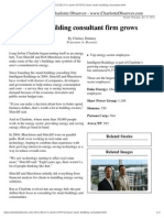 Www.charlotteobserver.com 2012-06-27 v Print 3379732 Local Smart Building Consultant