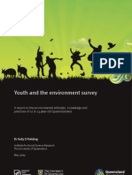 Youth and Environmental Report