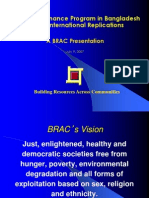 BRAC Microfinance Program in Bangladesh and Its International Replications
