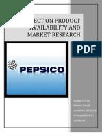 Pepsico Project