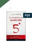 Christian Grüning - Az eredményes tanulás titka