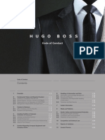 HUGO BOSS Code of Conduct