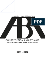 Aba Constitution and Bylaws.authcheckdam
