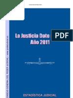 Justicia Dato a Dato 2011