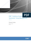 EMC Solutions Enabler Symmetrix Array Management CLI V7.4