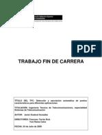 Deteccion de Ptos Caracterisiticos