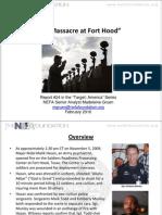 Fort Hood Report NEFA-FEB-2010