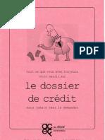 Le Dossier de Crédit