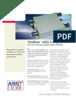 OneBase AISG Compact TMA