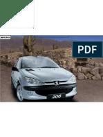 Manual Despiece Peugeot 206