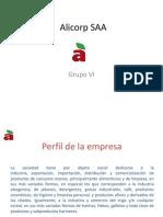 Alicorp SAA - Presentación