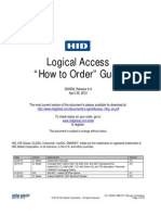 Logical Access How to Order Guide