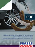 Fras-le Catalogo Sapatas 2012