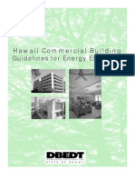 eMan-Hawaii Commercial Building Guidelines for Energy Efficiency