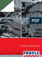Fras-le Catalogo Geral 2012