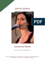 BEATRIZ Dossier de Presse