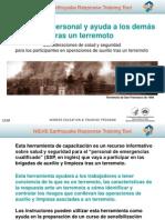NIEHS Earthquake Response SPANISH (1)