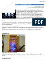 Artigo Sobre LEDs - Artigos AutoSom.net