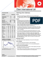 Olam Brokers' Report