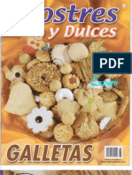 Postres y Dulces No.85