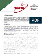 Tutorial de Acceso a Esprunik, el mundo virtual en 3D de Espurna