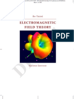 An Electromagnetic Field Theory