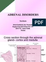 Adrenal Disorders-kuliah Update