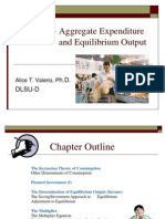 Chapter 8- Aggregate Expenditure and Equilibrium Output
