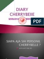 Diary Cherrybeiie