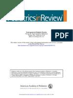 Neutropenia Febril Pediatrics