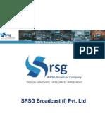 SRSG Broadcast Corporate Profile