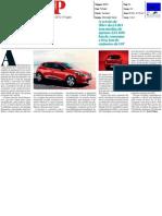 """NOVO RENAULT CLIO NO """"PÚBLICO"""""""