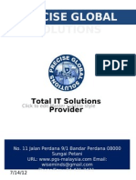 Pgs Profile