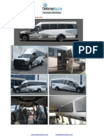 2011 Ford F550 165 WB 12 Pass Armored