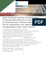Vigilant Key Solution Finance Banking Defensetechs