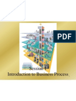 Session 1- Intro to Business Process