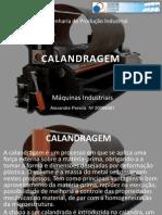 Calandragem-ppt