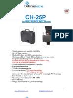 General Brochure - CH-25P