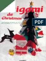 NOA Magazine - Origami de Christmas