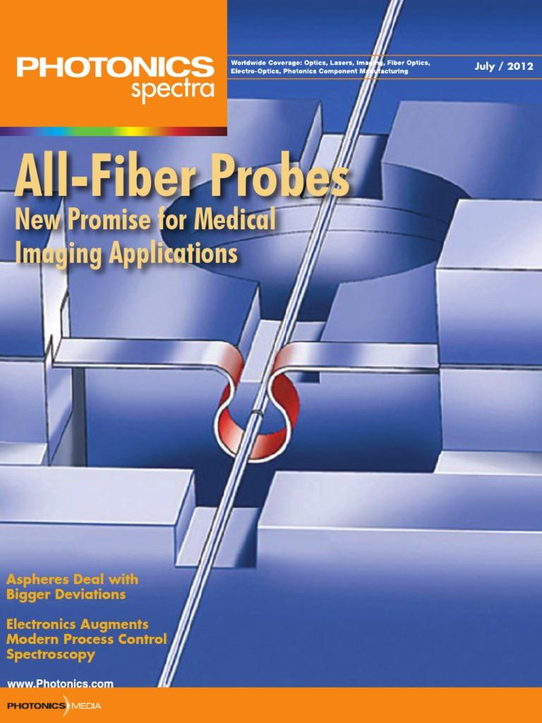 Photonicsspectra201207 Dl Laser Natural Philosophy Fiber Optic Probe Diagram