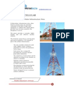 Proteccion de Torres Celulares CELL Defensetechs