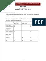 74464267 Mock SNAP Paper
