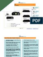Voice Evacuation Sound System Defensetechs
