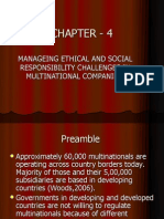 Chap 4 Managing Ethical and Social Resp Challenges