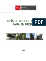 Guía de Ecoeficiencia para Empresas