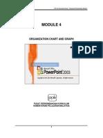 Microsoft PPT - Module4 - OrganisationChart&Graph